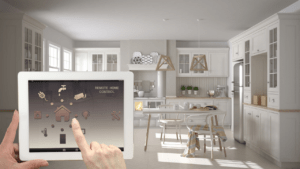 smart home internet of things