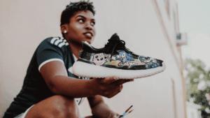 customized shoe